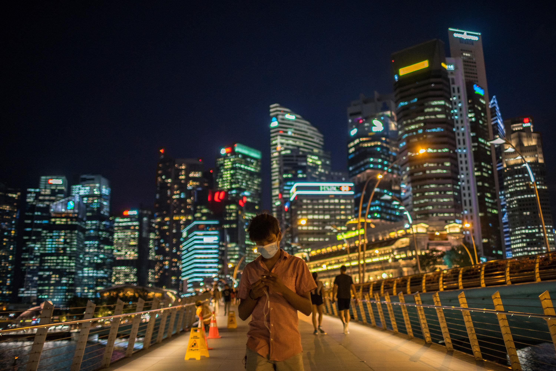 singapore during coronavirus
