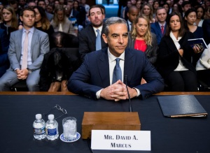 David Marcus testifies to Congress