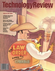 October 1995 cover