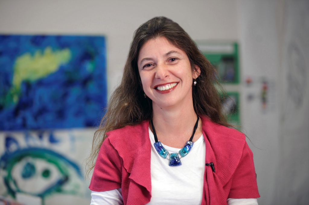 Marina Umaschi Bers, SM'97, PhD '01