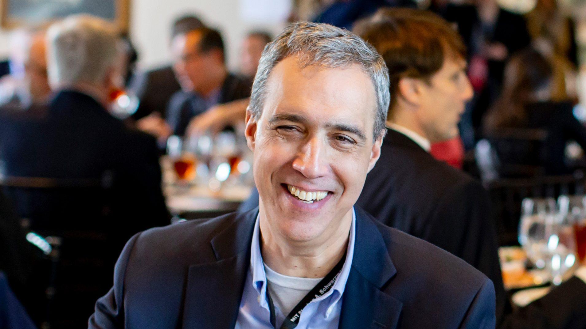 Daniel Huttenlocher, SM '84, PhD '88, is the first dean of the MIT Schwarzman College of Computing.