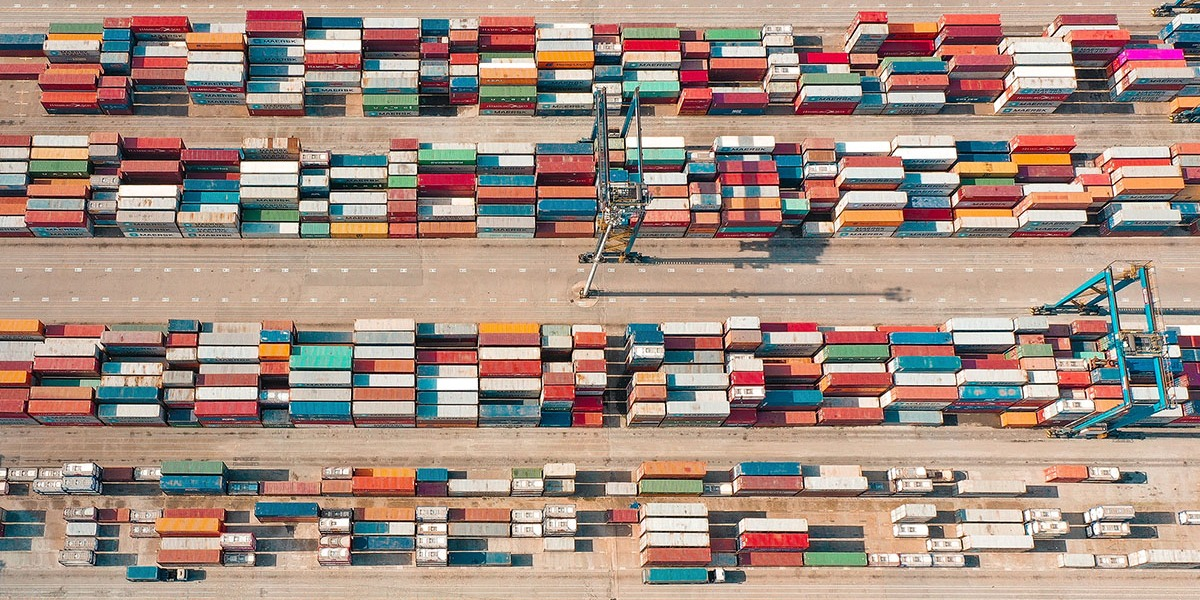The pandemic has messed up global supply chains. Blockchains could help.