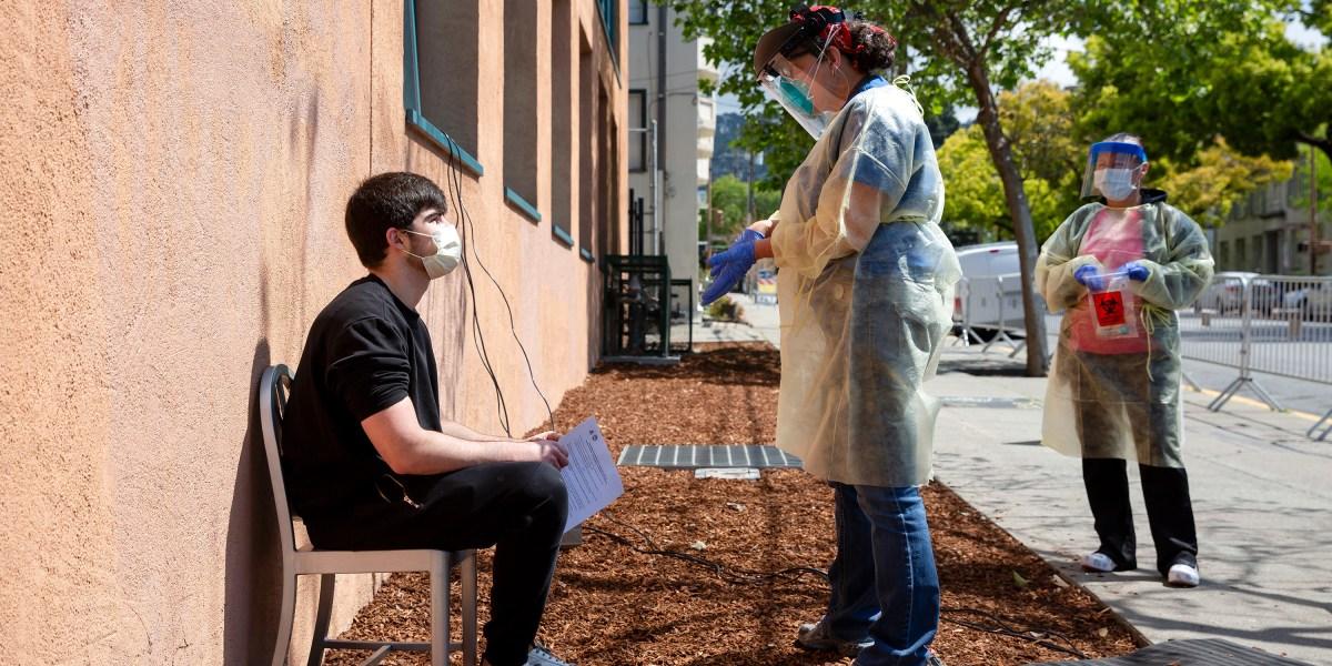Can the US ramp up coronavirus testing? California will provide clues.