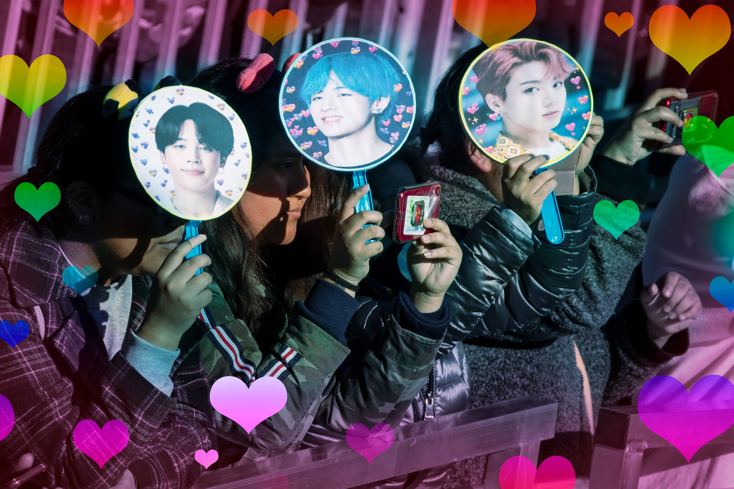 How K-pop fans became celebrated online vigilantes | MIT Technology Review