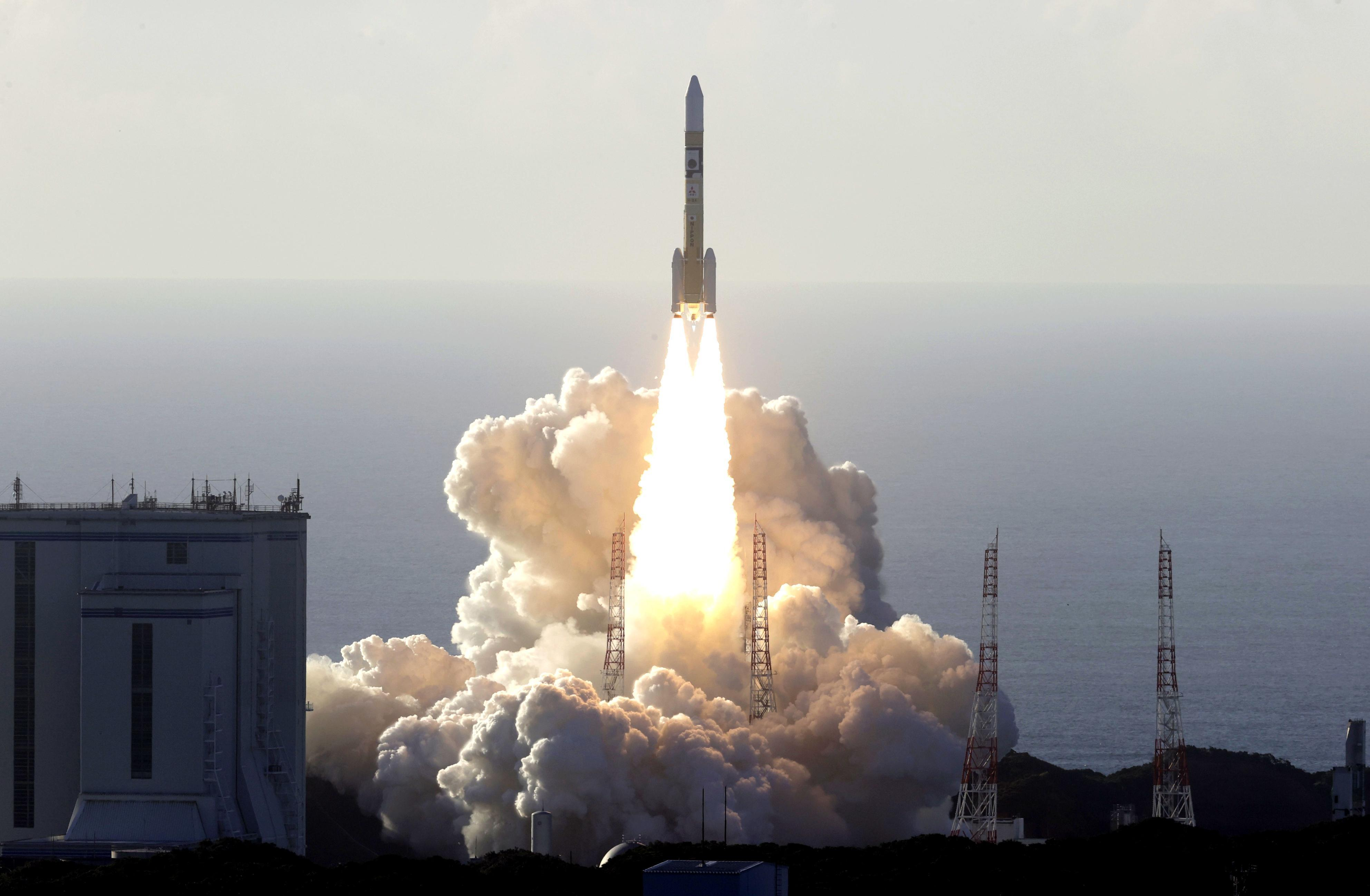 UAE mars launch