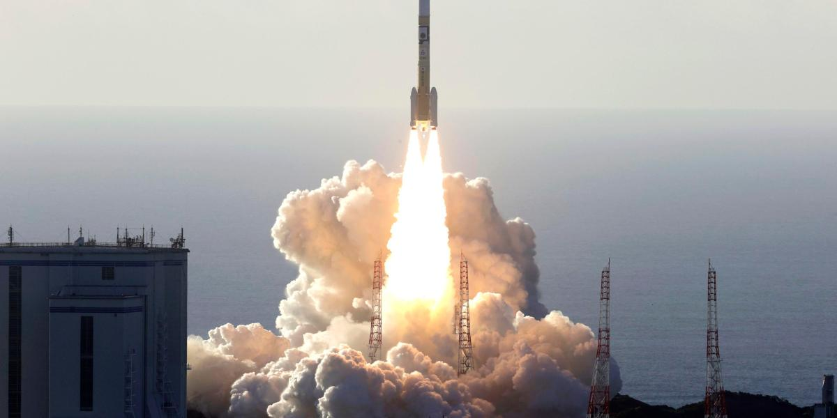 The United Arab Emirates launched its first ever mission to Mars