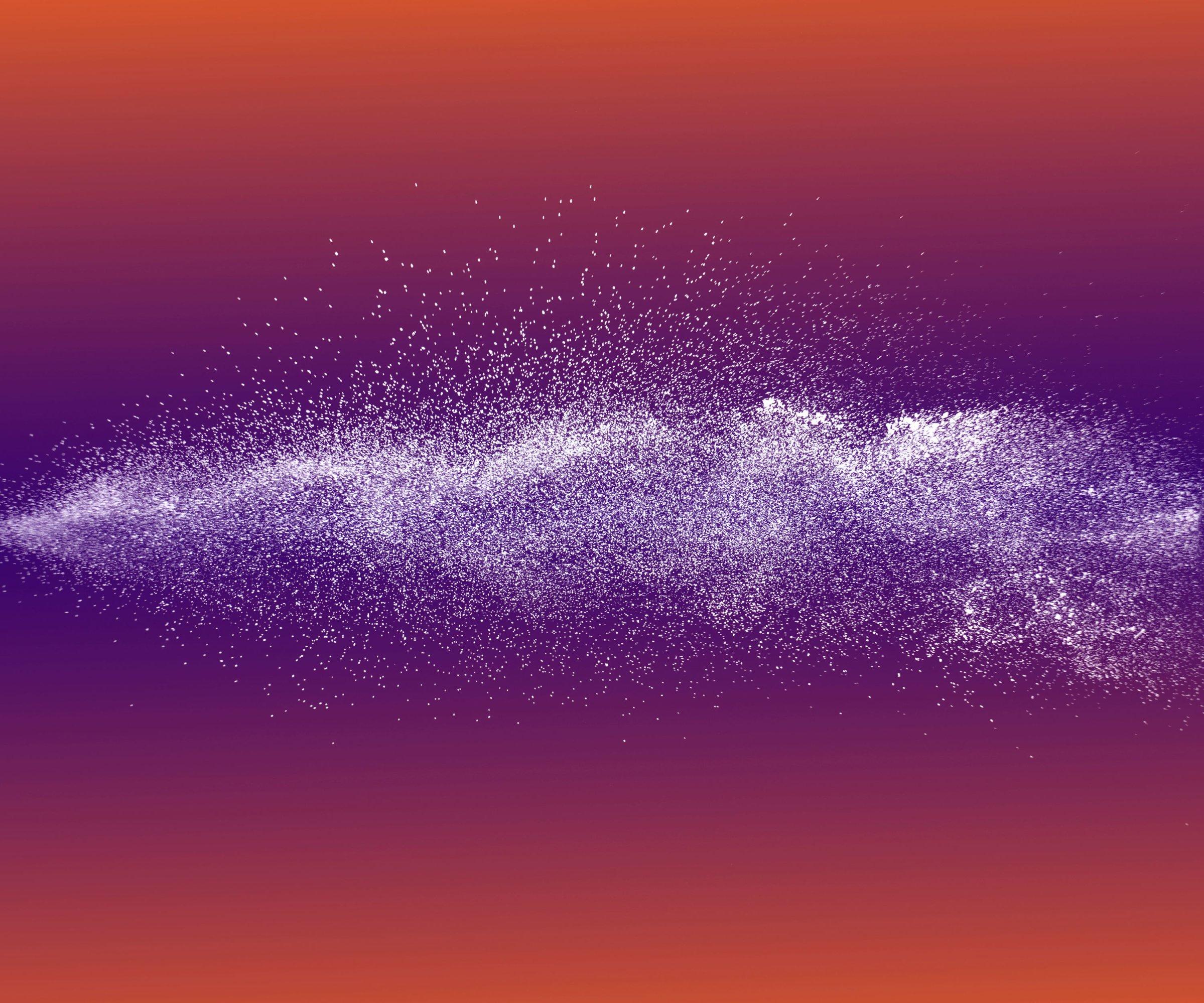 airborne particles