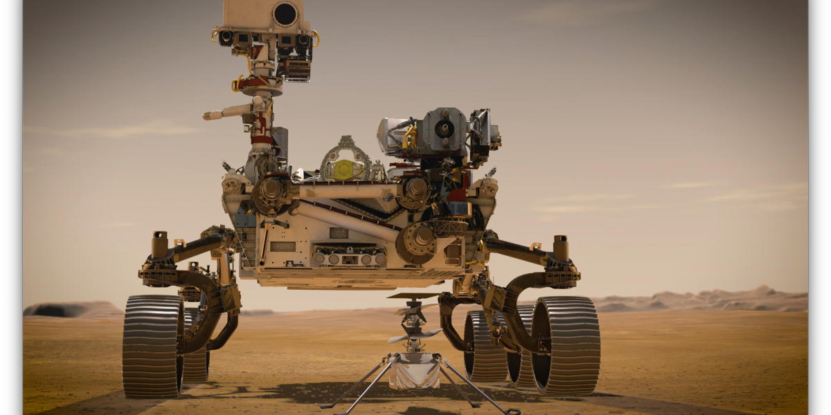 Meet the high-tech Mars rover that's about to search for alien life