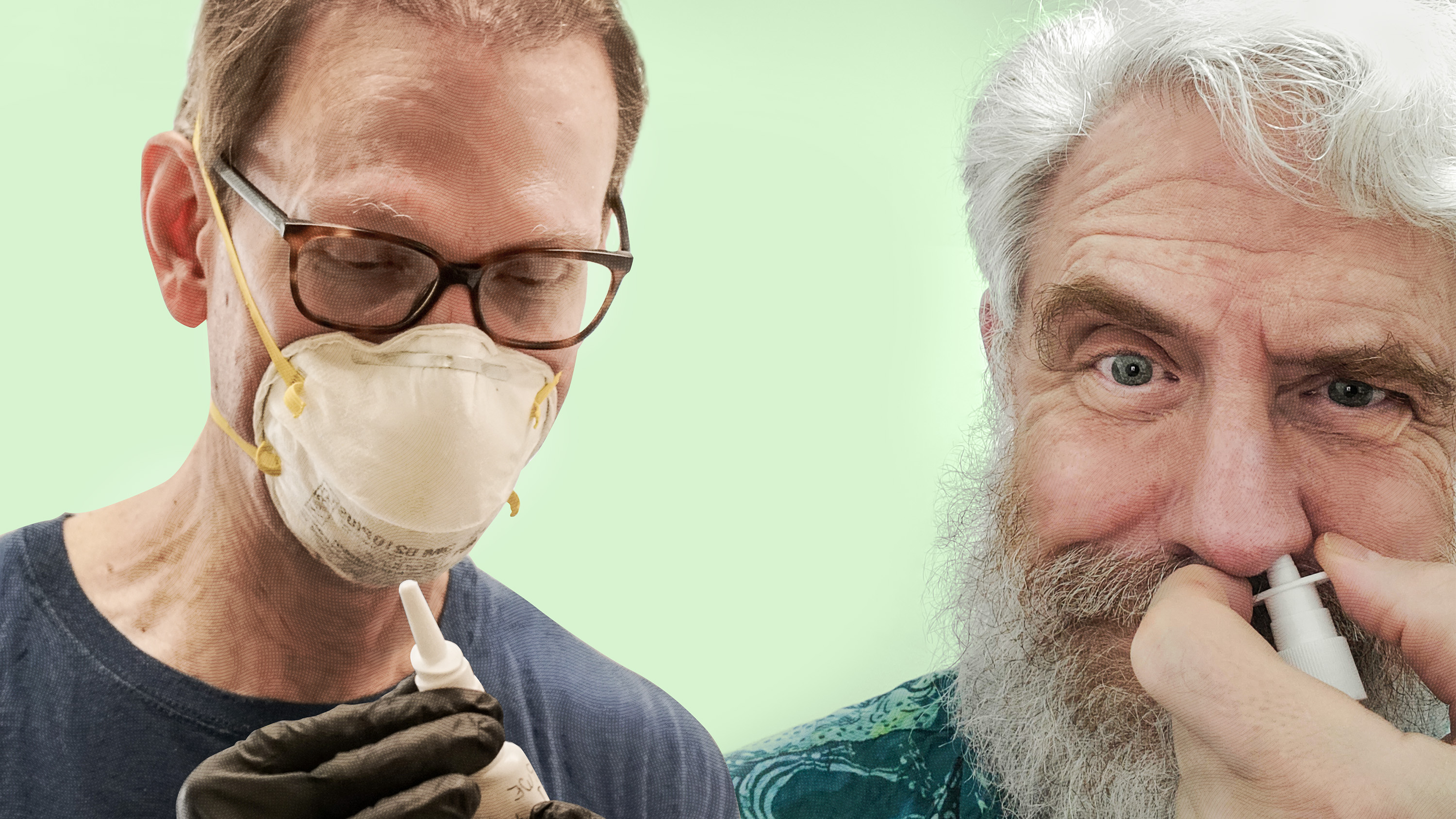Preston Restep and George Church