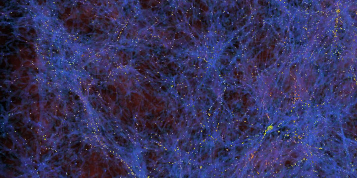 "Astronomers found a giant ""wall"" of galaxies hiding in plain sight"