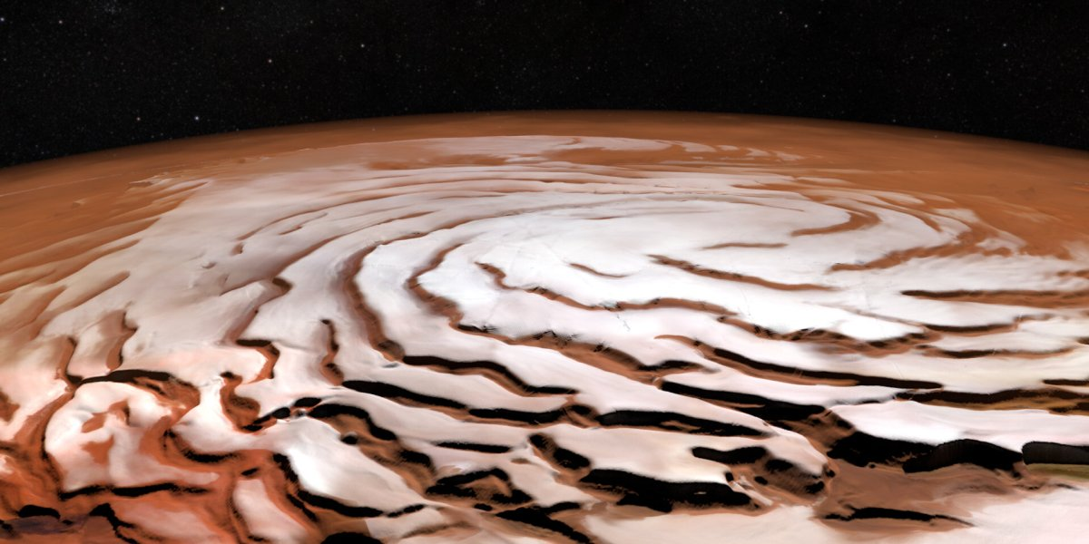 Mars may not have been the warm, wet planet we thought it was