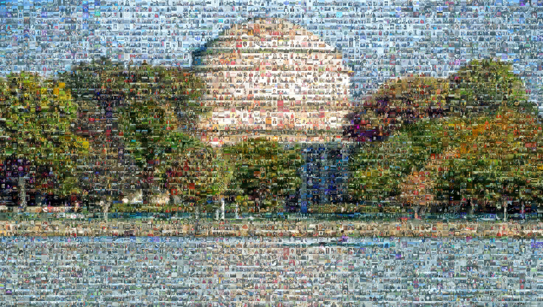 MIT mosaic