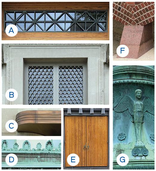 campus details