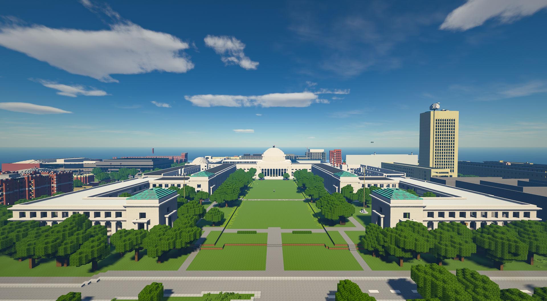 MIT Campus view