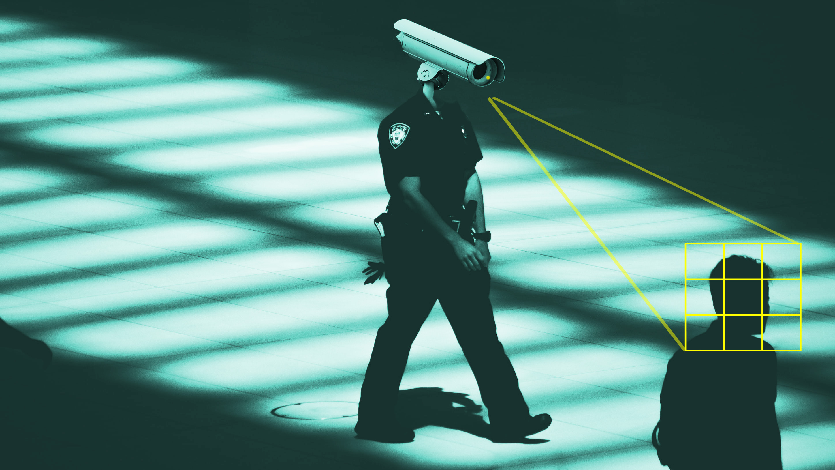 facial recognition policing