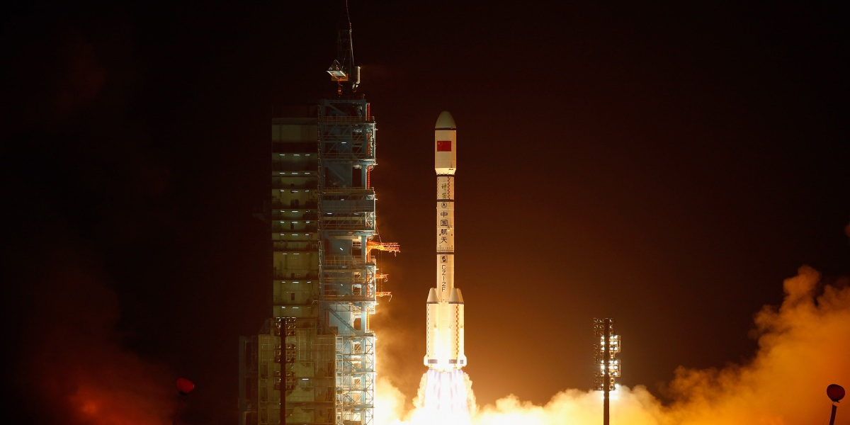 China says it launched and landed a reusable spacecraft