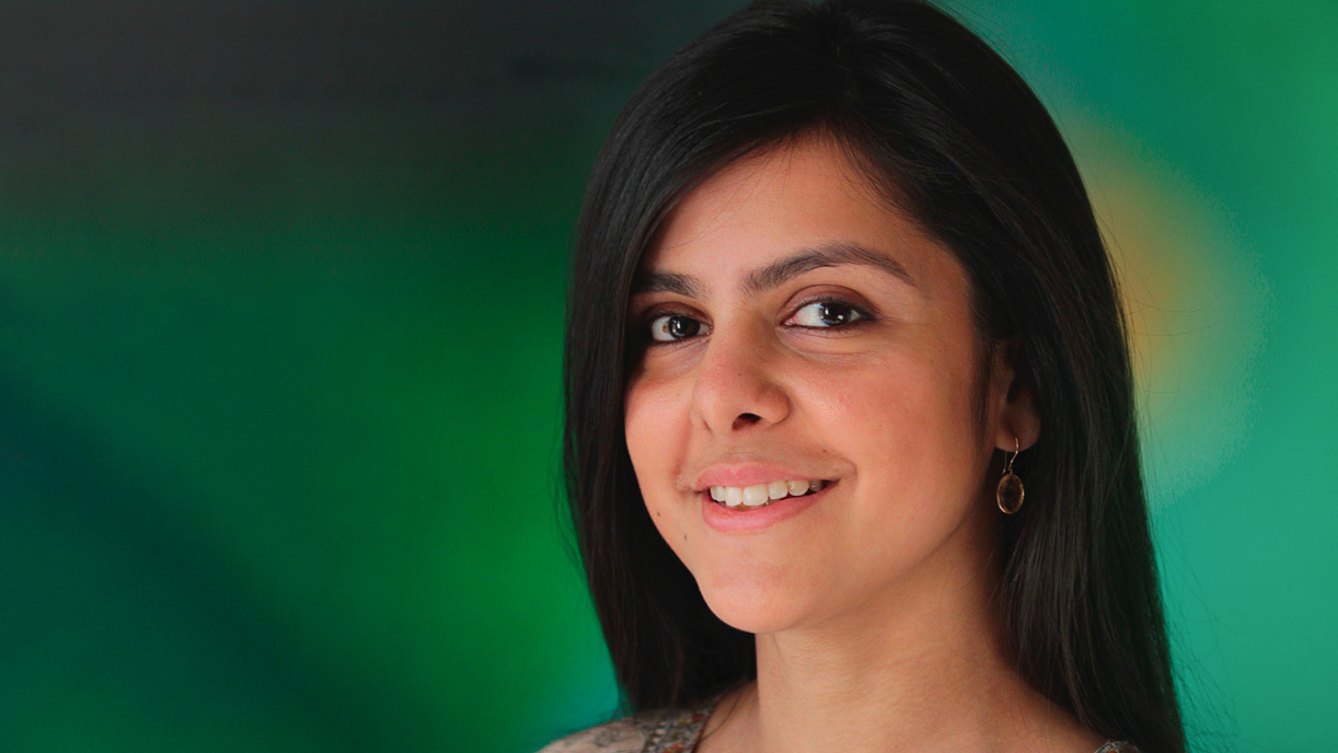 Amba Kak, director of global strategy and programs at the New York–based AI Now Institute