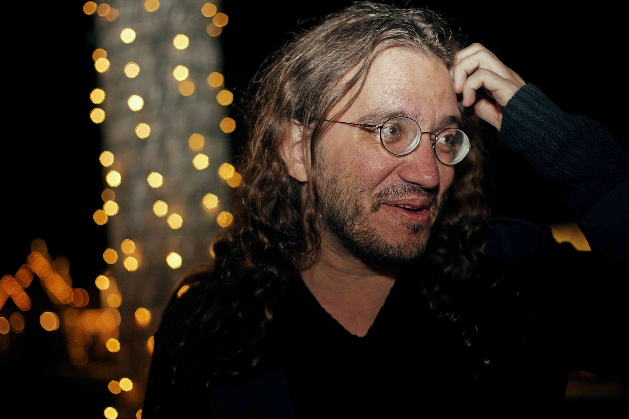 Photograph of Dr. Ben Goertzel