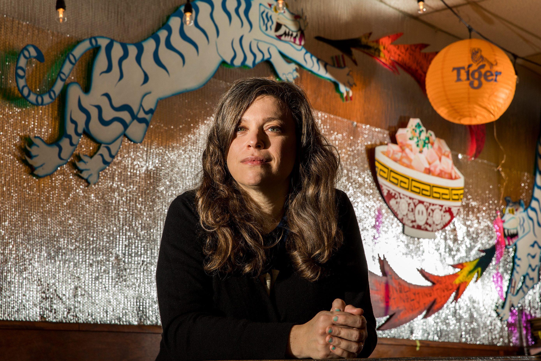 Portrait of Karen Leibowitz