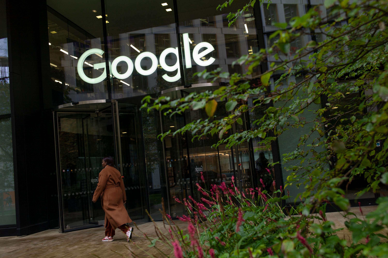 Foto de la oficina de Google en el Reino Unido