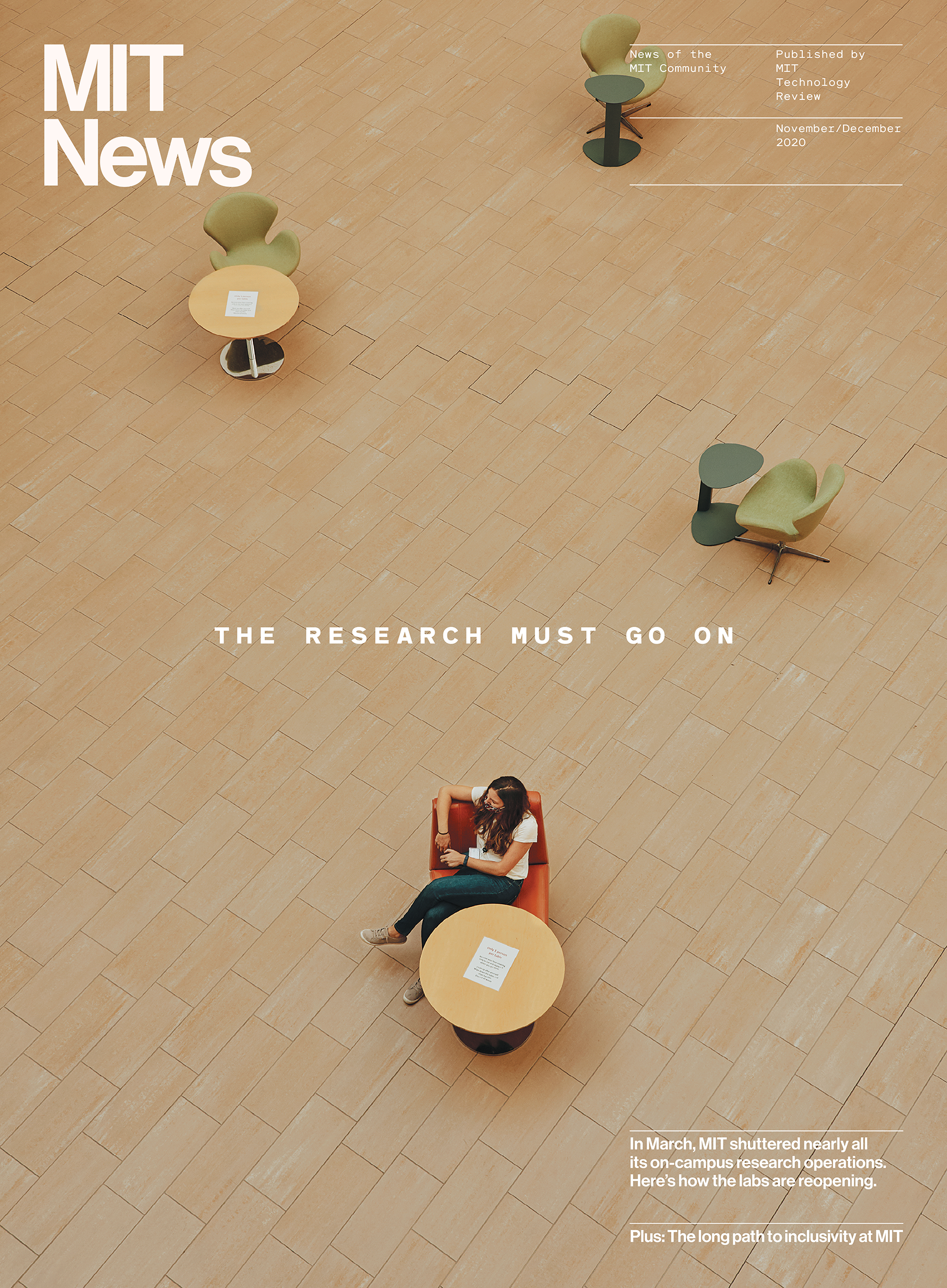 MIT News ND2020 cover