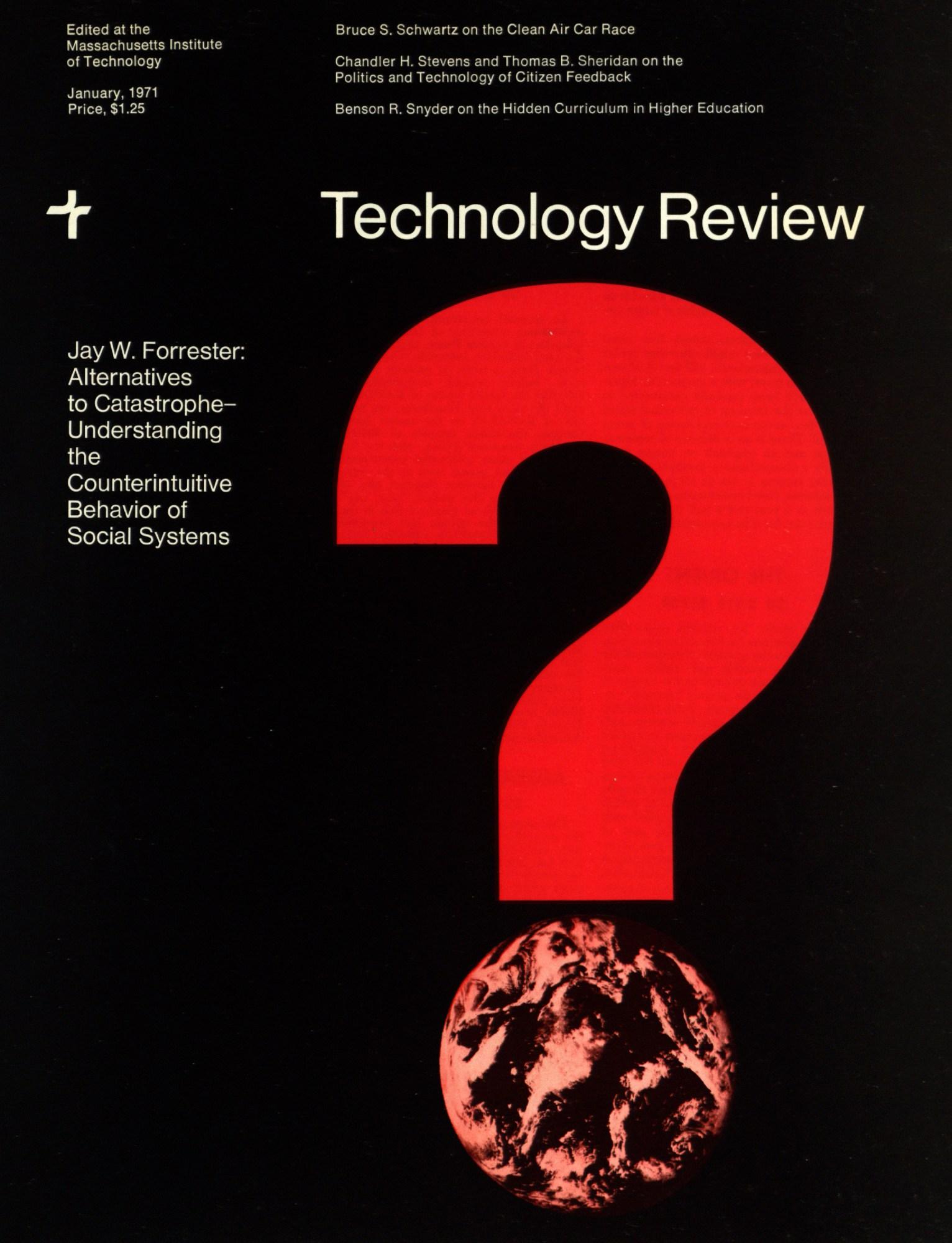 Jan 1971 cover