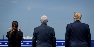 trump and pences watch launch