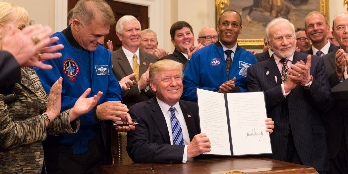 The five biggest effects Trump has had on the US space program