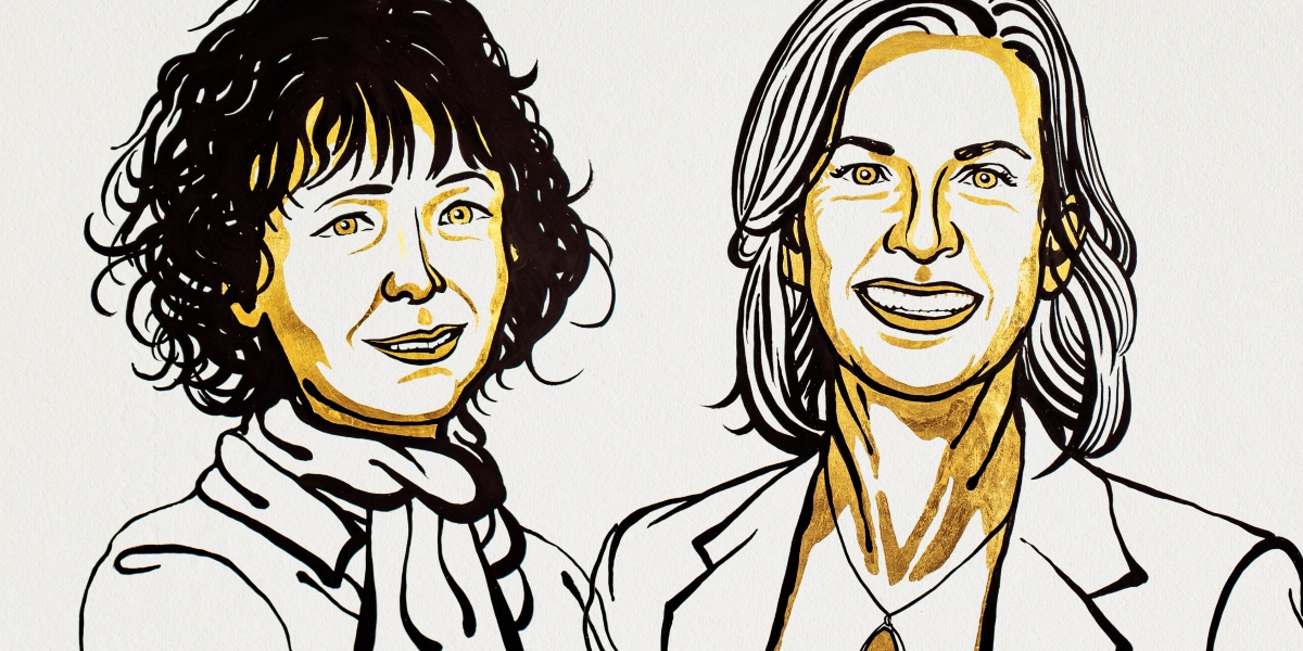 The Nobel Prize in chemistry has gone to the two women who pioneered CRISPR gene editing