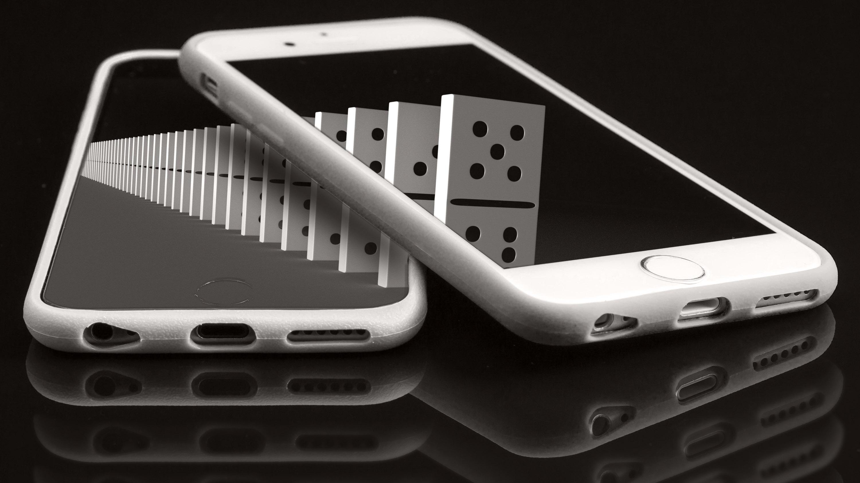 dominos shared across phone