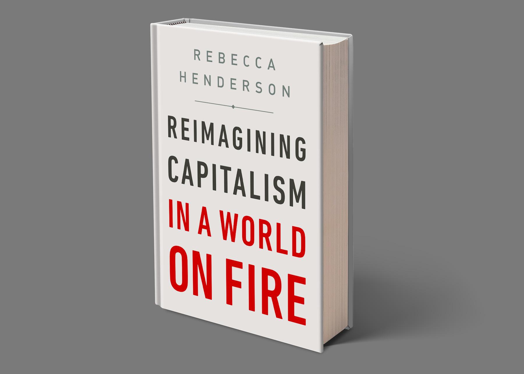 Reimagining Capitalism book