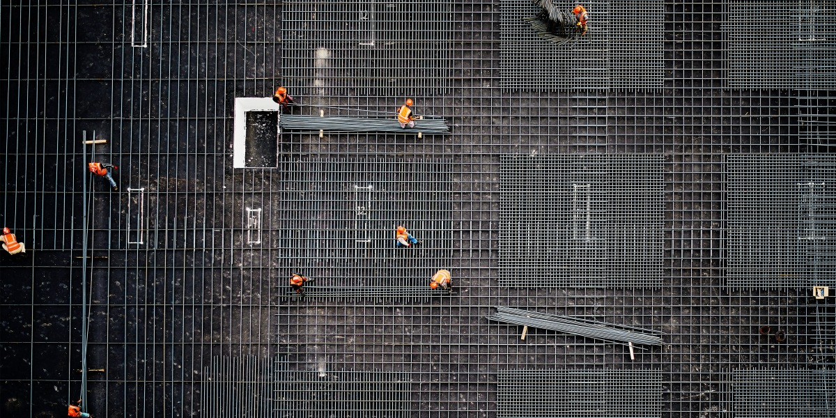 AI that scans a construction site can spot when things are falling behind thumbnail
