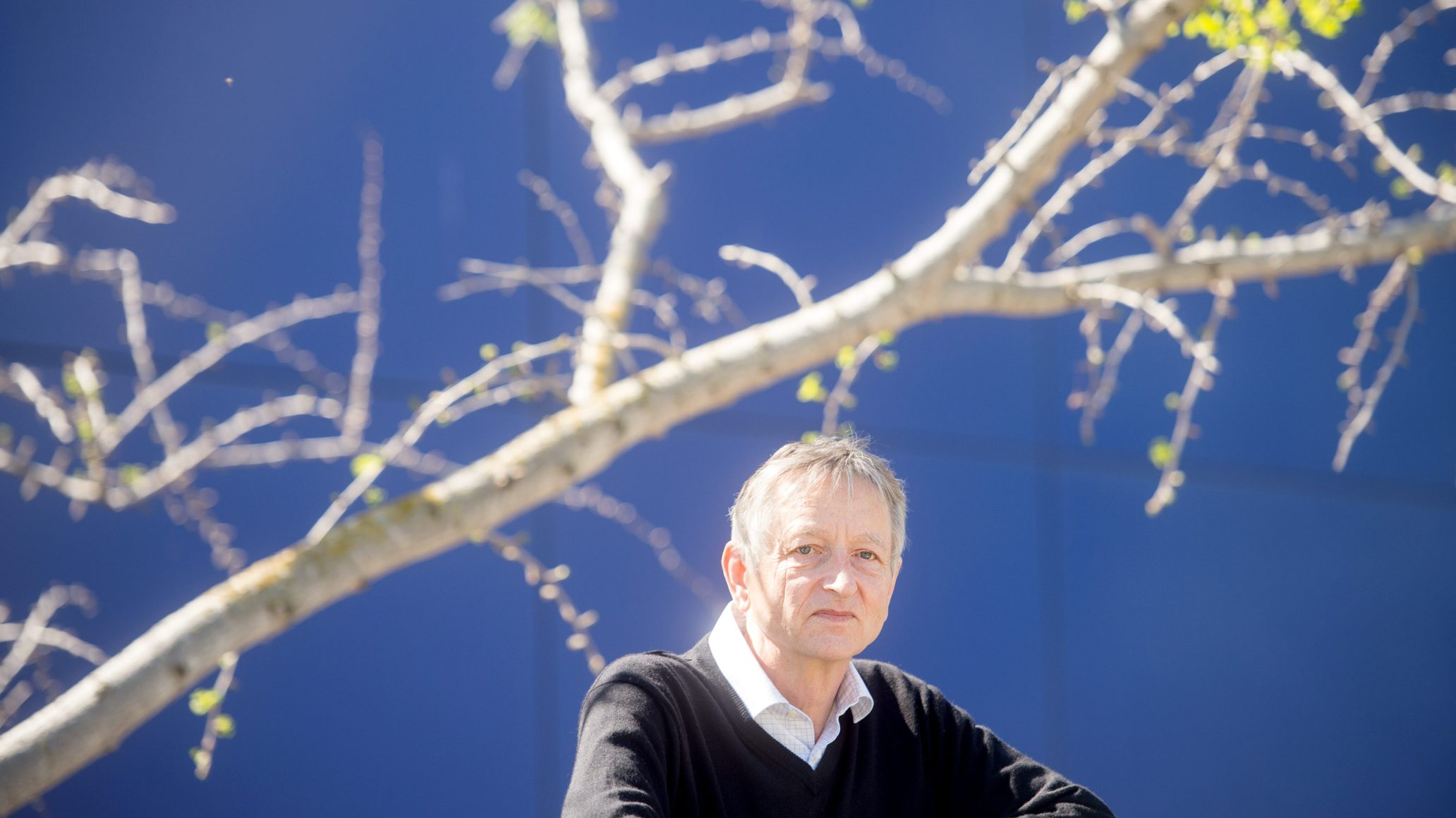 "AI godfather Geoff Hinton: ""Deep learning is going to be able to do everything"""