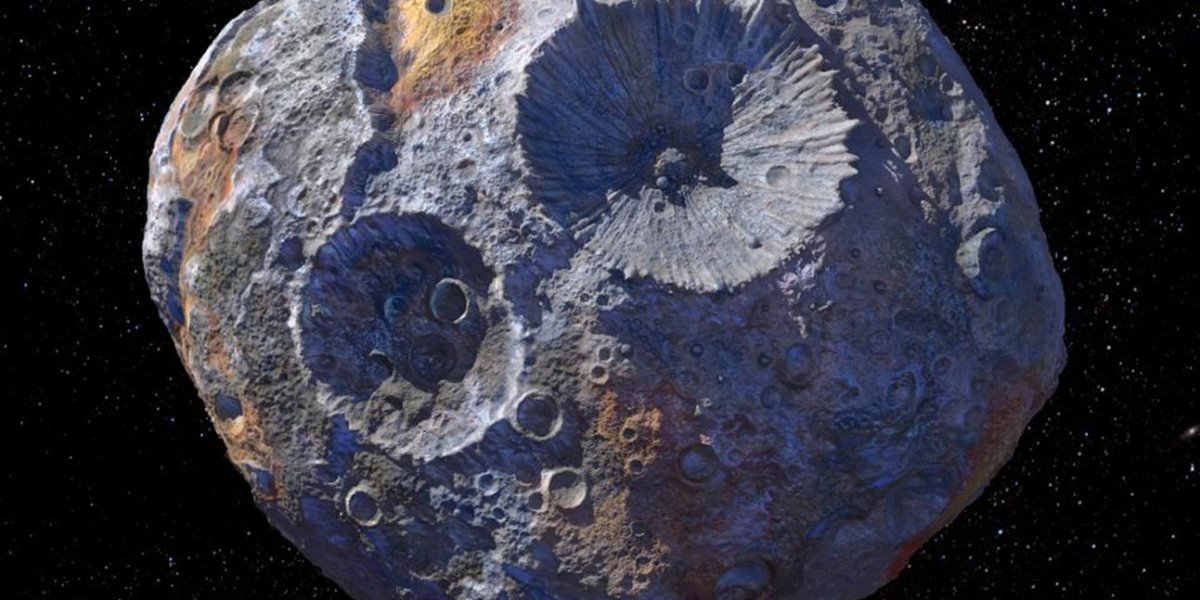 Microbes could be used to extract metals and minerals from space rocks thumbnail