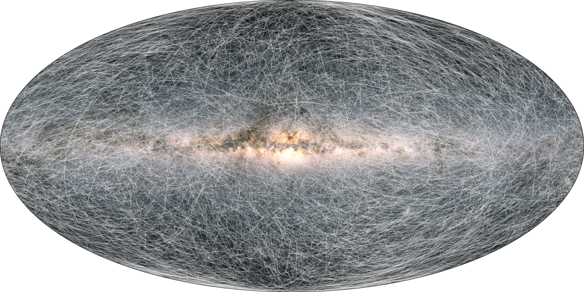 This is the most precise 3D map of the Milky Way ever made