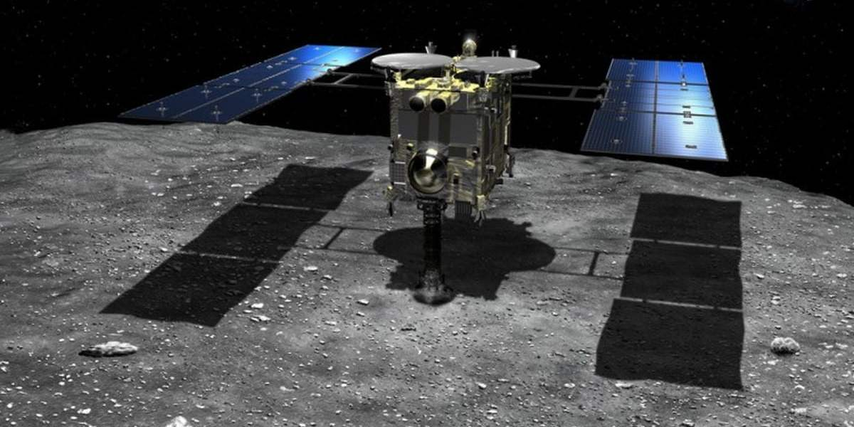 Japan is about to bring back samples of an asteroid 180 million miles away