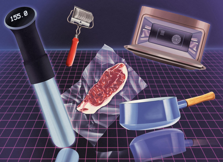futuristic kitchen appliances