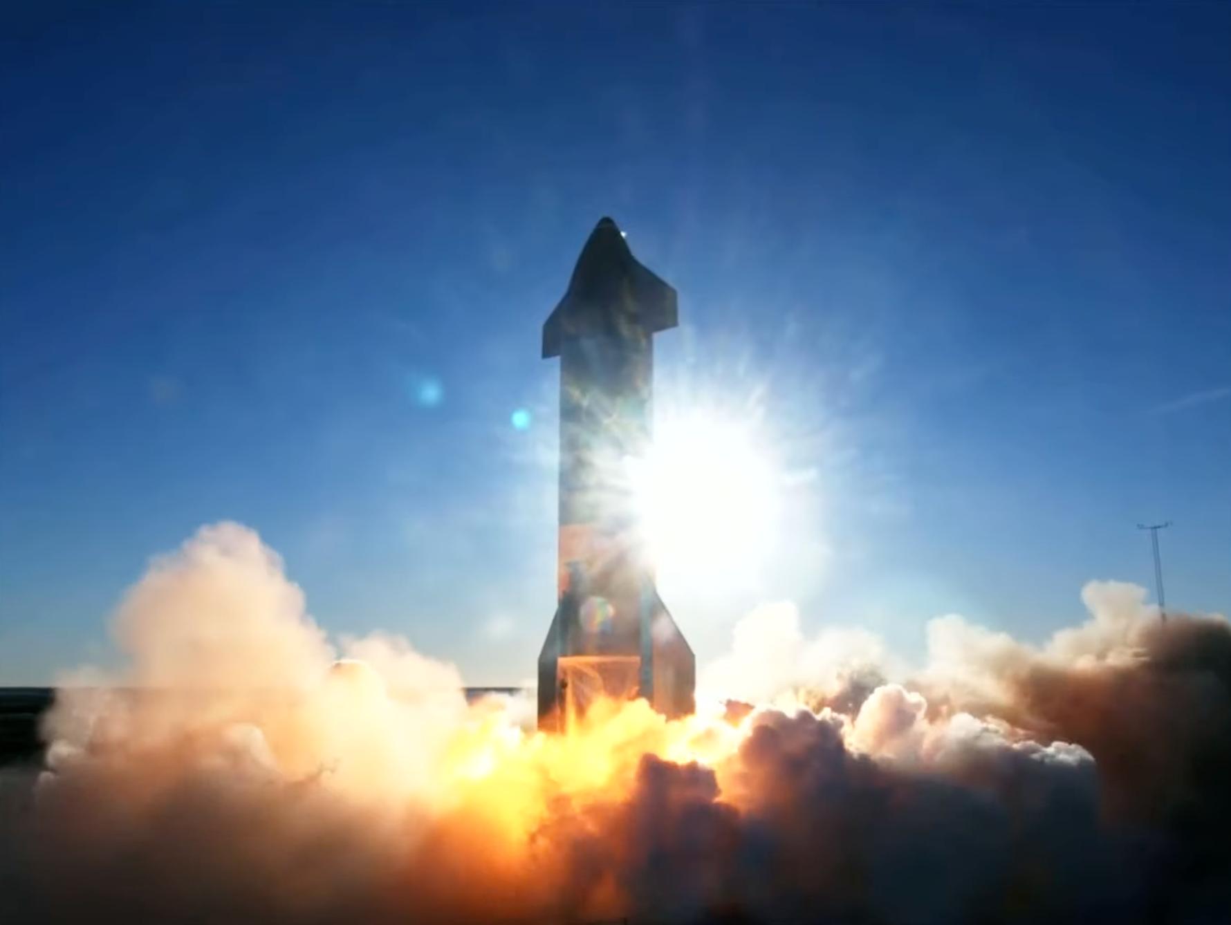 spacex sn8 starship