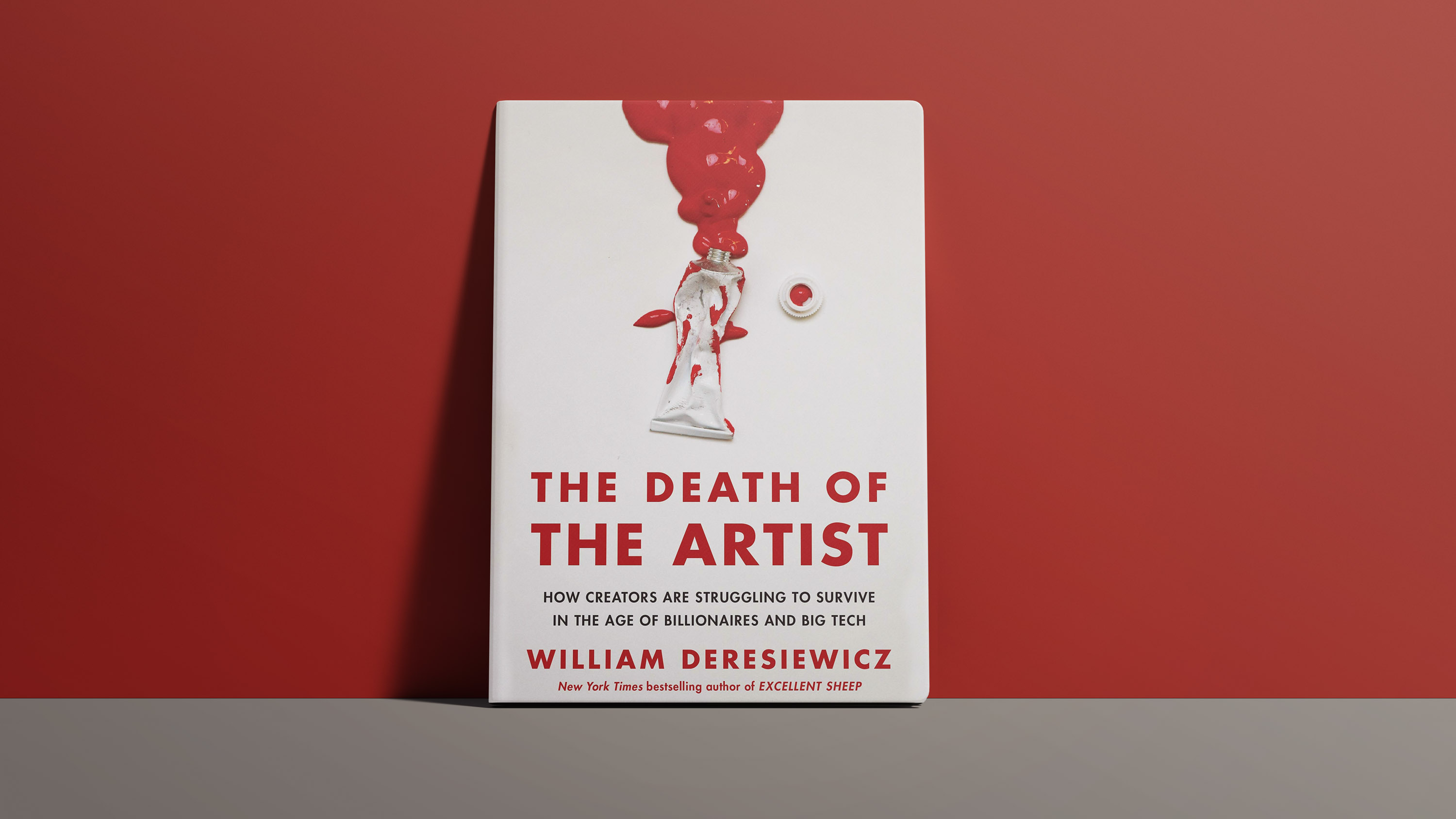 Death of the Artist Book Cover