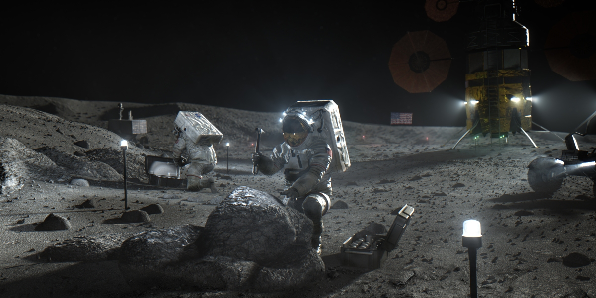 This is what NASA wants to do when it gets to the moon