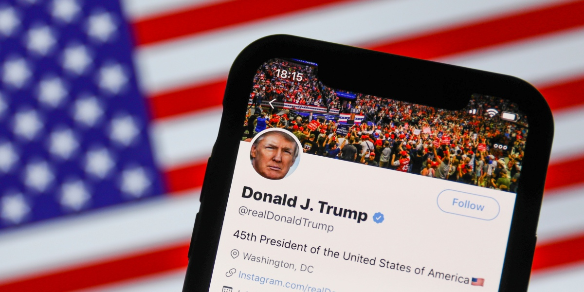 Deplatforming Trump will work, even if it won't solve everything