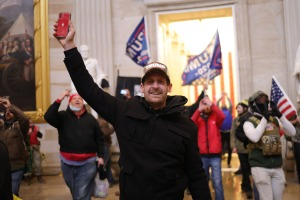 Rioters storm the Capitol