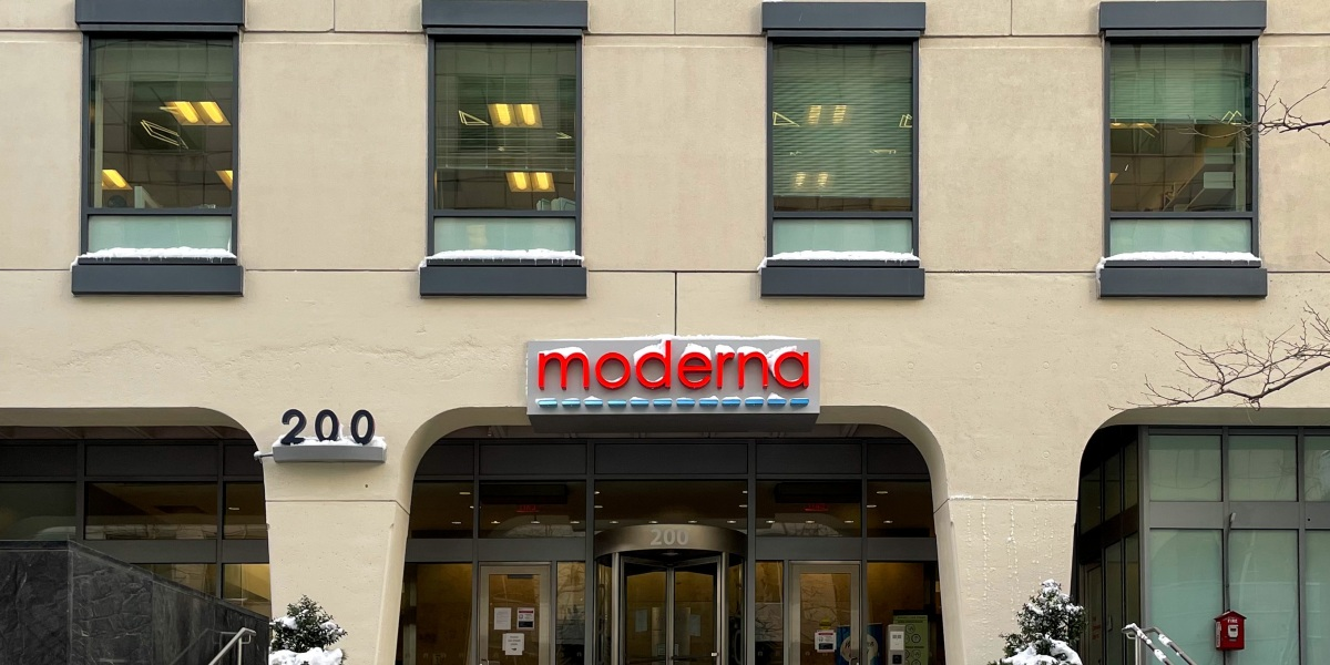 Moderna believes it could update its coronavirus vaccine without a big new trial