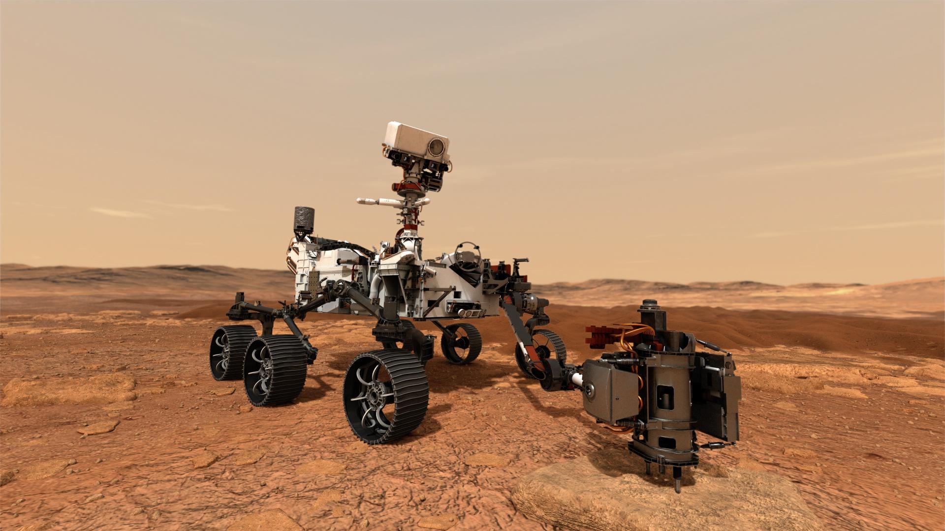 Rover concept illo