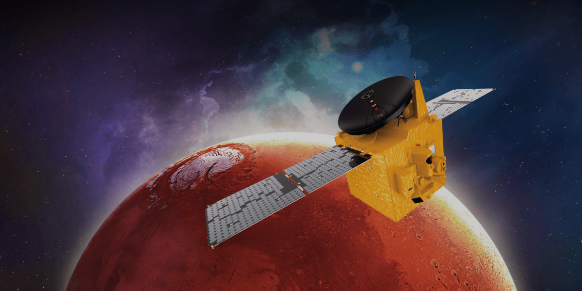 Emirate Mars mission: The Hope probe is a milestone for the UAE space program