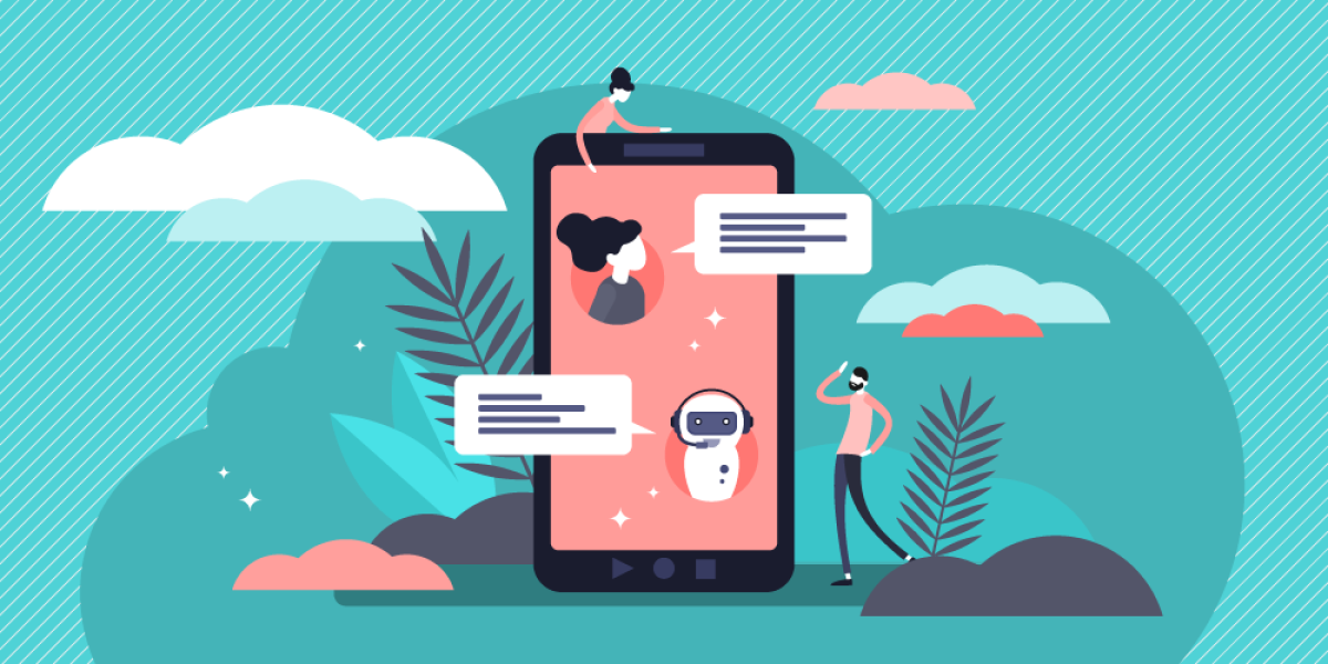 Build customer relationships with conversational AI