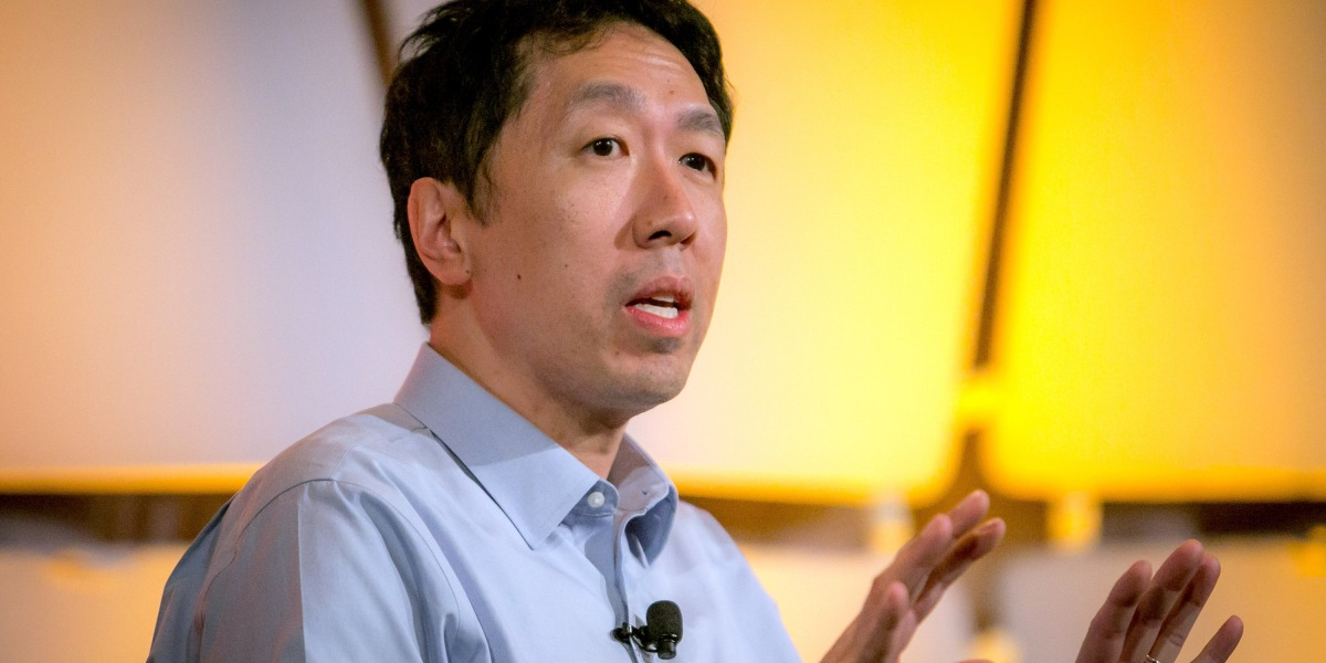 Learn about AI with Google Brain and Landing AI creator Andrew Ng
