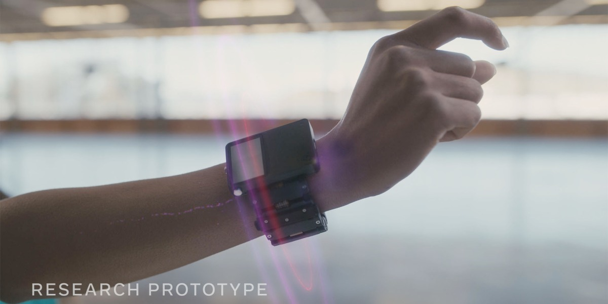 Facebook is making an augmented reality bracelet that allows you to control your computer with your brain