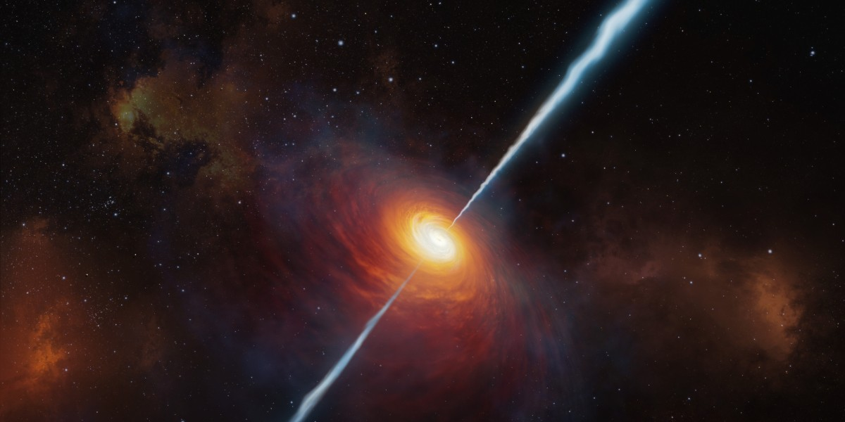 Distant rumors show us that supermassive black holes are so big