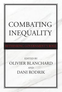 Combating inequality book